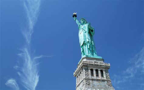 statue  liberty world architecture monument usa america