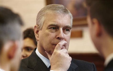 Prince Andrew, The Duke of York, Suspected of Groping A ...