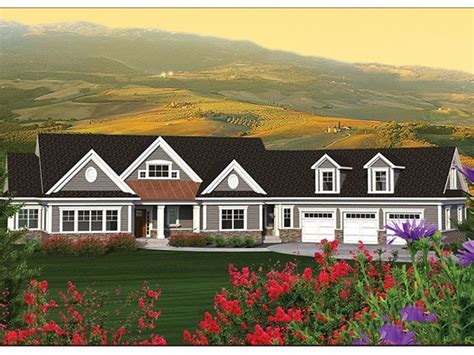 image result   shaped garage  slanted front garage ranch style homes ranch house