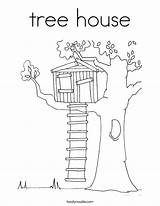 Tree Coloring Worship Pages Magic Anywhere Treehouse Colouring Psalm Twistynoodle Template Houses Outline Cartoon Noodle Sheets Climb Drawing Hug Trees sketch template
