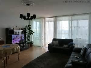rideaux pour baie vitree salon
