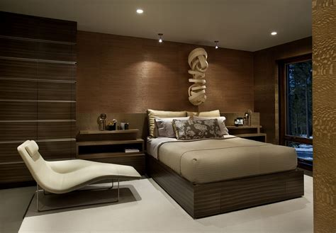Modern Wall Decor Ideas For Bedroom by Modern Bedroom Decor In Comfortable Nuance 16733