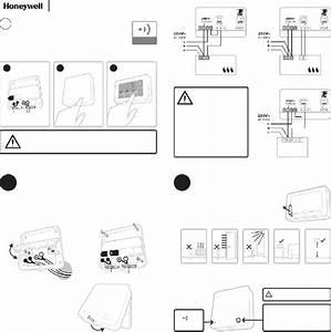 Honeywell T4r Thermostat Quick Start Installation Manual