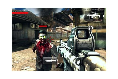 download best shooter games for android