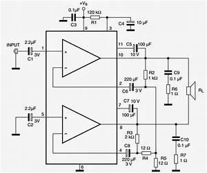 Tda7265 Circuit