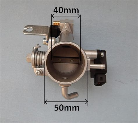 ecotrons small engine fuel injection mm throttle body