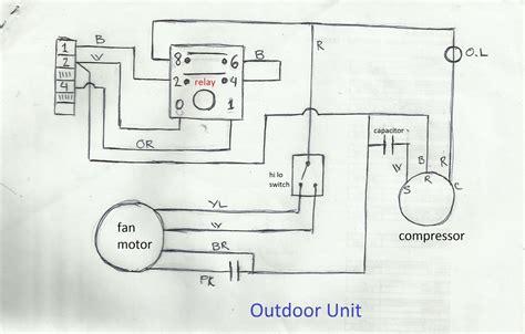 Wiring Diagram Amazing Split Image Thermostat