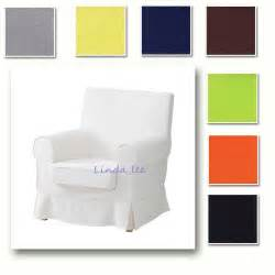 custom made cover fits ikea ektorp jennylund chair replace armchair cover ebay