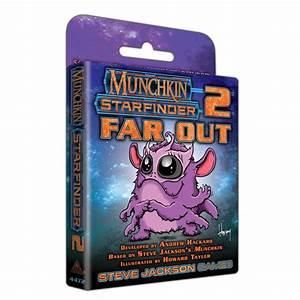 Sjg Munchkin Munchkin Starfinder 2