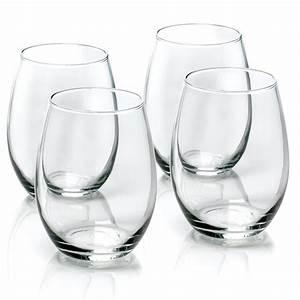 Anchor, Hocking, Stemless, Wine, Glasses, U0026, Reviews