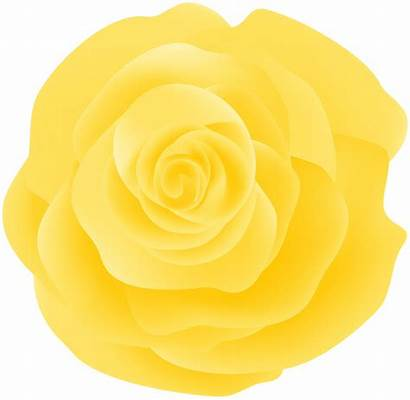 Yellow Rose Clipart Decorative Roses Yopriceville Transparent
