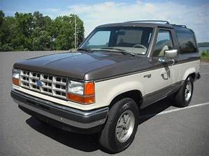 1989 Ford Bronco Ii 4wd For Sale In Fort Lawn  South