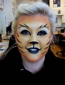 Karneval Schminken Tiere : arrrrr zeit f r tiger schminken ~ Frokenaadalensverden.com Haus und Dekorationen