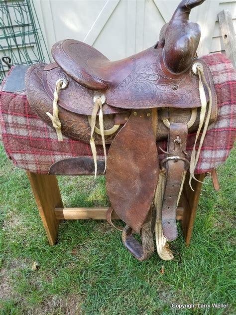 saddle makers fred mueller denver colo