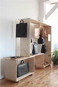 Garderobe Selber Bauen : ankleidezimmer selber bauen bastelideen anleitung und ~ Lizthompson.info Haus und Dekorationen