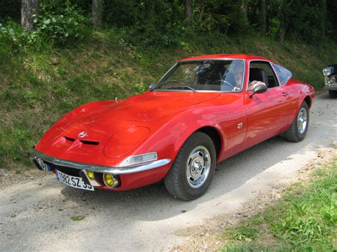 Opel Gt 1900 by Images For Gt Opel Gt 1900