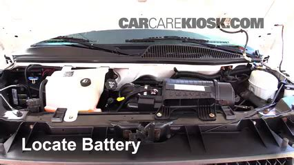 Chevy Expres Fuse Box Replacement by Battery Replacement 1996 2019 Chevrolet Express 3500