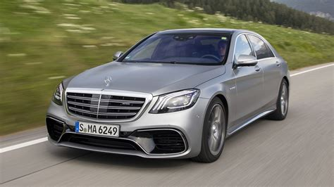 7 Things Worth Knowing About The 2018 Mercedesbenz Sclass