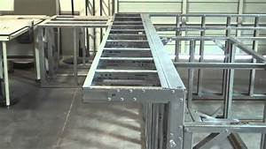 Scottsdale Pre-Fab Outdoor Kitchen Frame by BbqCoach com