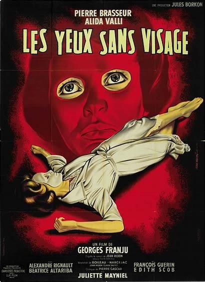 Horror Posters Face Eyes Fandango Poster 1960