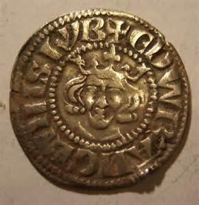 King Edward I Longshanks of England Coin