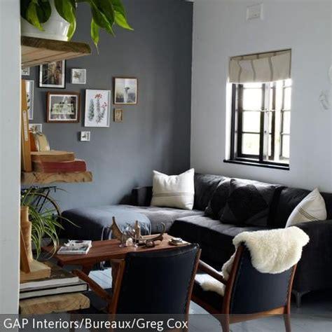 Schwarzes Sofa Kombinieren by Wohnzimmer Mit Schwarzem Sofa