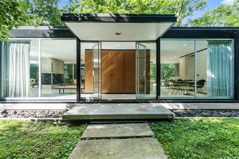 midcentury modern homes   curbed