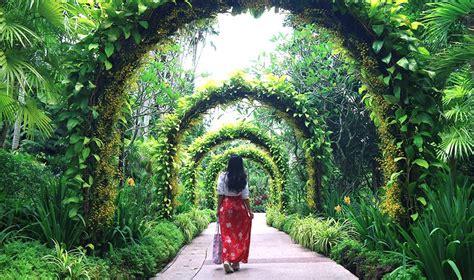 Botanischer Garten Singapur by Singapore Botanic Gardens The Most Gorgeous Spot In The City
