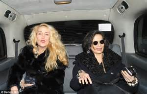 jerry hall  bianca jagger  pally  son  sultan
