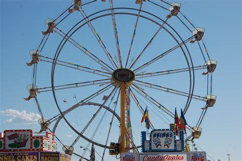 Finding Fairadise; A Day Of Ferris Wheels, Fun; Stgnews