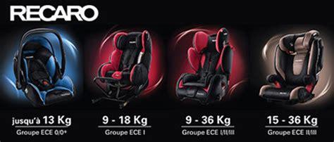 siege auto recaro groupe 1 2 3 isofix siege auto recaro isofix sièges auto sur enperdresonlapin