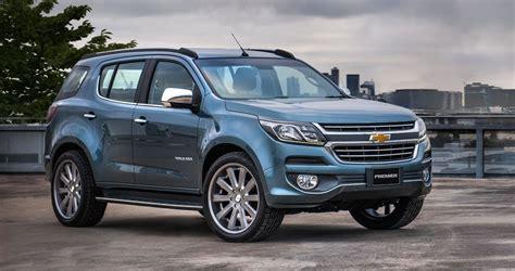 2017 Chevrolet Trailblazer Usa Release Date 2018 2019