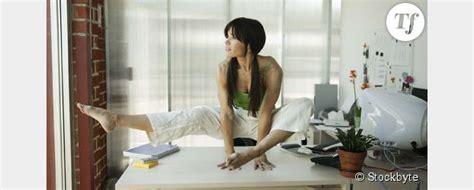 Exercice Gym Au Travail