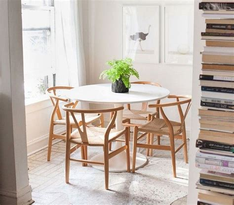 minimalist small dining room decoration ideas