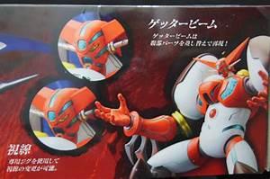 Shin Getter 1 By Kotobukiya  Part 1  Unbox