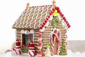 Gingerbread House Recipes And Templates – Christmas ...