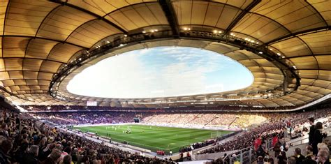 mercedes benz arena stuttgart beautiful stadiums page 103 skyscrapercity