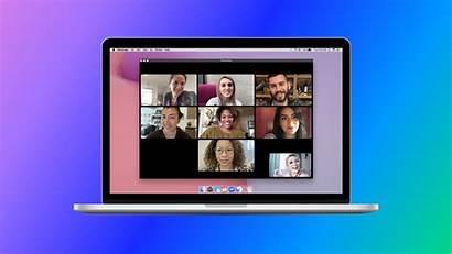 Messenger App Desktop Computer Call Calls Fb
