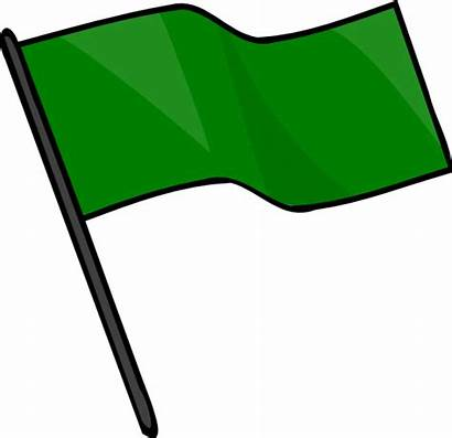 Flag Clip Clipart Racing Cliparts Animated Clker