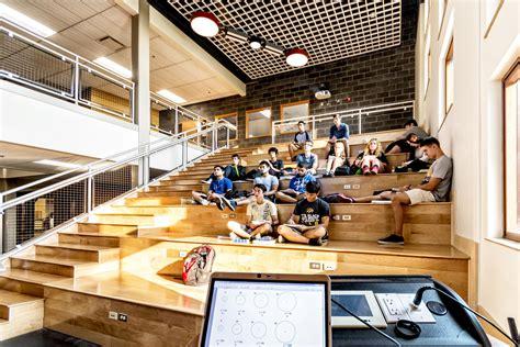 dla architects classroom design boosts peer learning dla