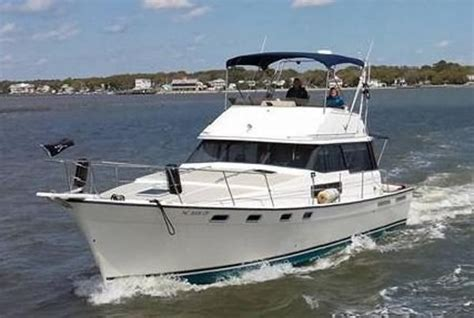 Boat Motors Wilmington by Bayliner 3870 Motor Yacht 1986 Used Boat For Sale In