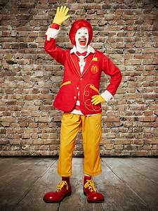 McDonald's Gives Ronald McDonald Makeover for Twitter ...