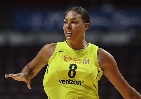 Official facebook page of elizabeth cambage. WNBA star Liz Cambage says she may retire after 2020