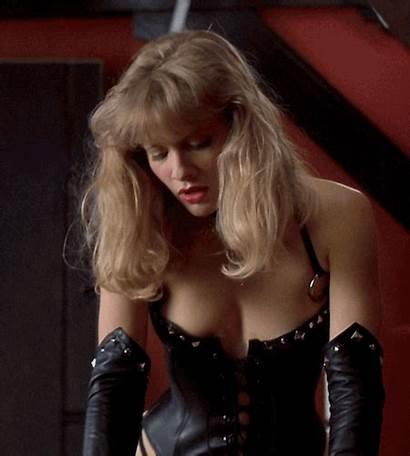 Crampton Barbara 1986 Cleavage Beyond Actress Magazine