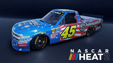 A Look at the Trucks of NASCAR Heat 2 -- Sports Gamers Online
