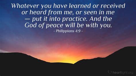philippians  todays verse  monday april