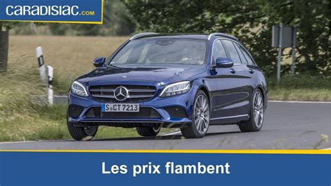 essai mercedes classe  break  youtube
