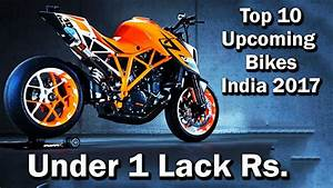 Top 10 UpComing Bikes In India 2017 | Budget Bikes ...