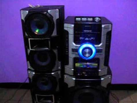 venta de equipo de sonido sony genezi mol hcd gt55