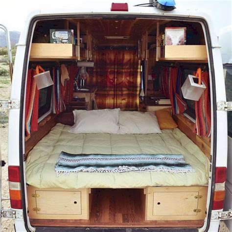 25+ DIY Camper Van Ideas That You Could Make It Yourself